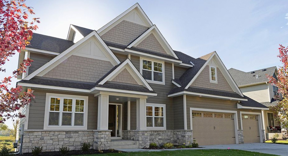 Protect Exteriors With Windows Gutters Siding Mckinnis