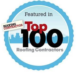 Top 100 Roofing Contractors Logo