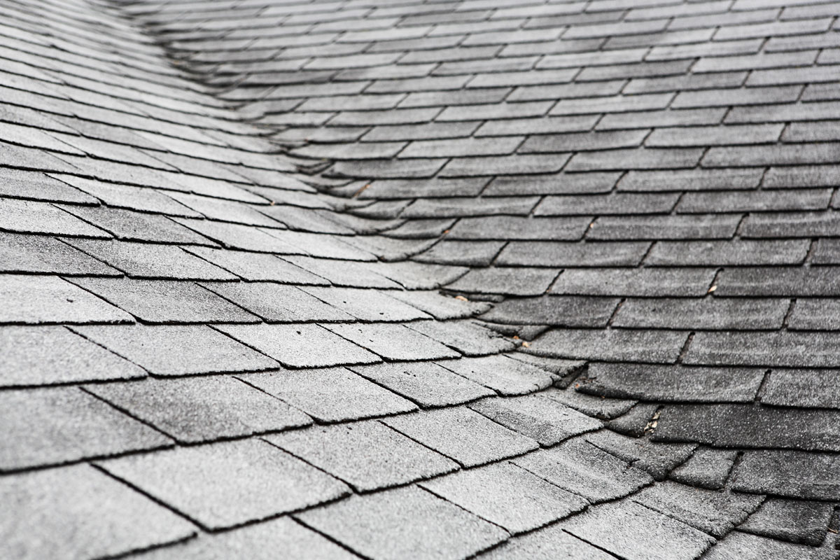4 Signs Your Roof Was Poorly Installed