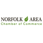 Norfolk Area Chamber of Commerce logo