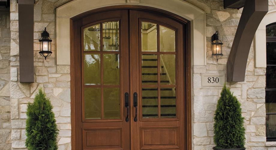 McKinnis_Residential_Entry doors