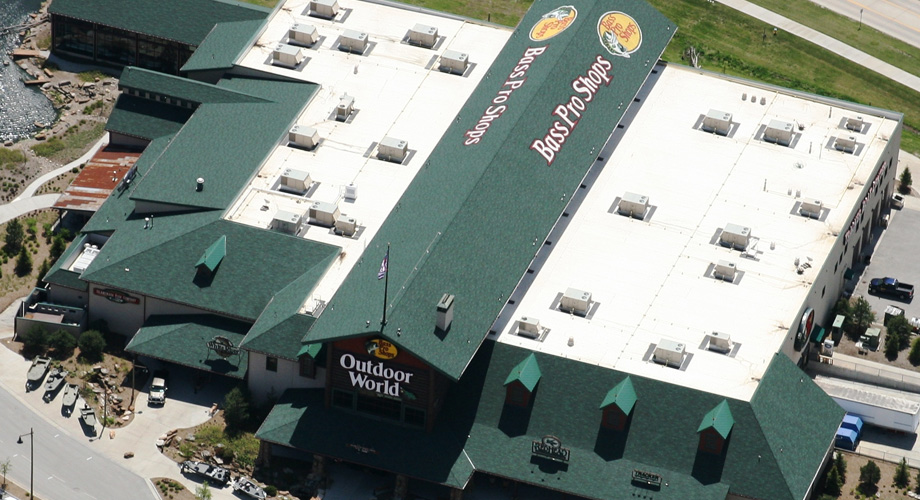 mckinnis_commercial_roofing_Bass Pro Shops