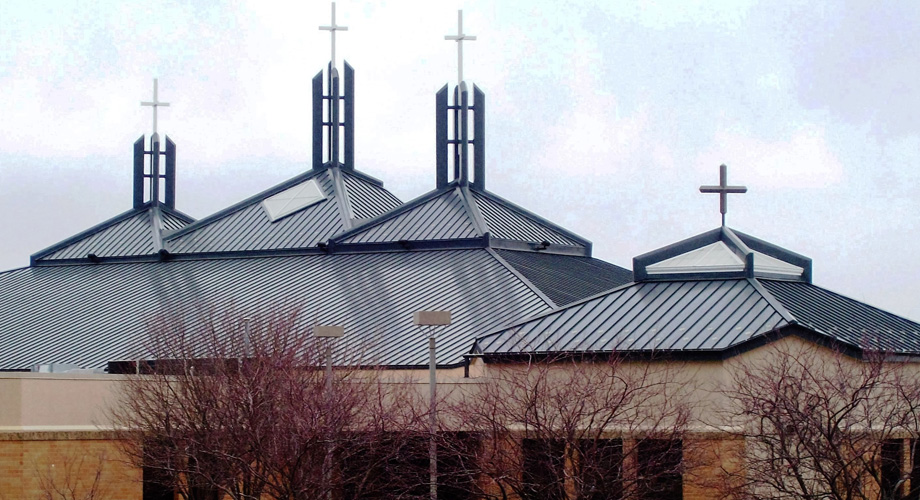 mckinnis_sheet_metal_roofing_Bethany Lutheran Church