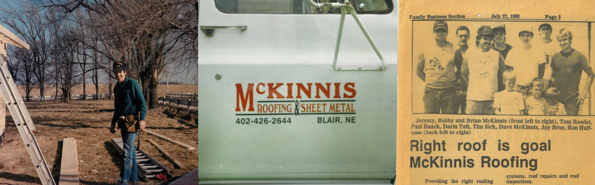 McKinnis Started In 1981