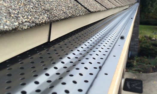Gutter Guards Help Protect Your Home