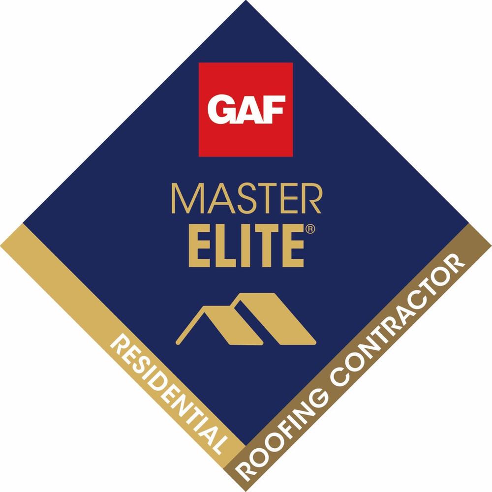 GAF Master Elite® Certified