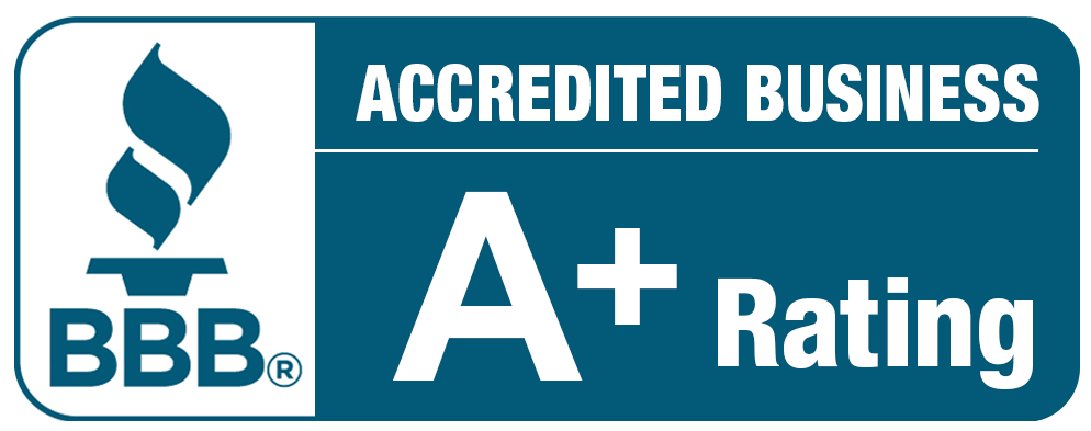BBB A+ Rating – A Reflection Of How We Do Business