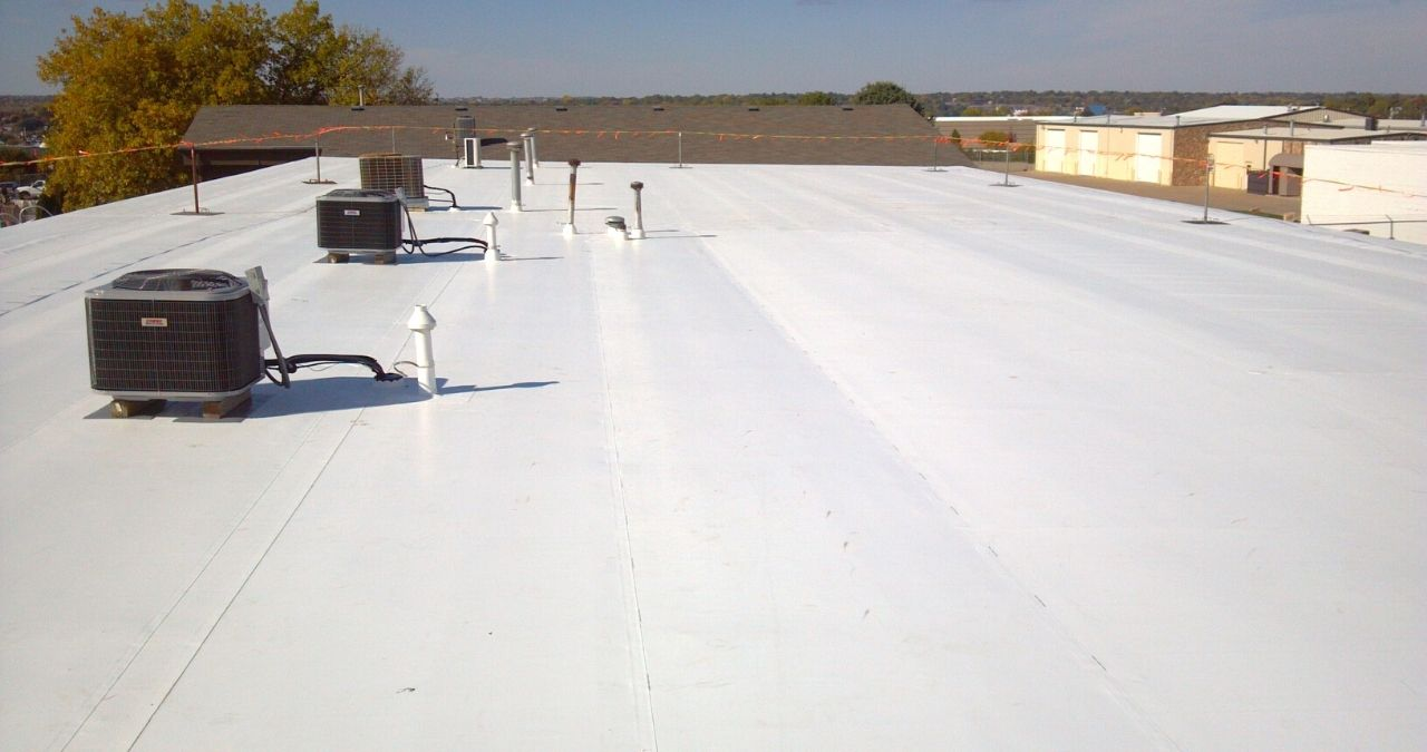 commercial roof problems