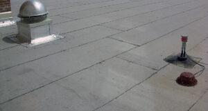 Modified Bitumen Flat Roofing