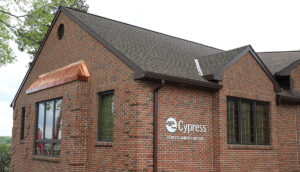 commercial composition shingles