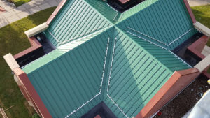 Commercial Standing Seam Metal